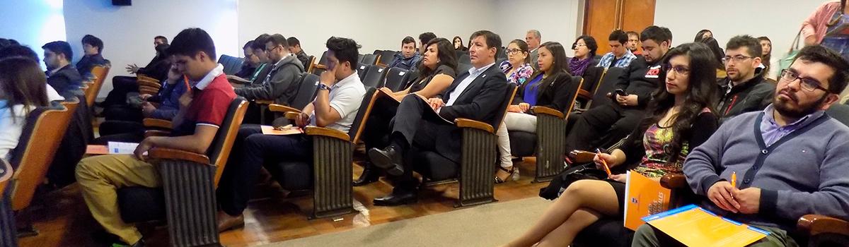 Escuela de Ingeniería Comercial releva en seminario la importancia del Marketing Digital