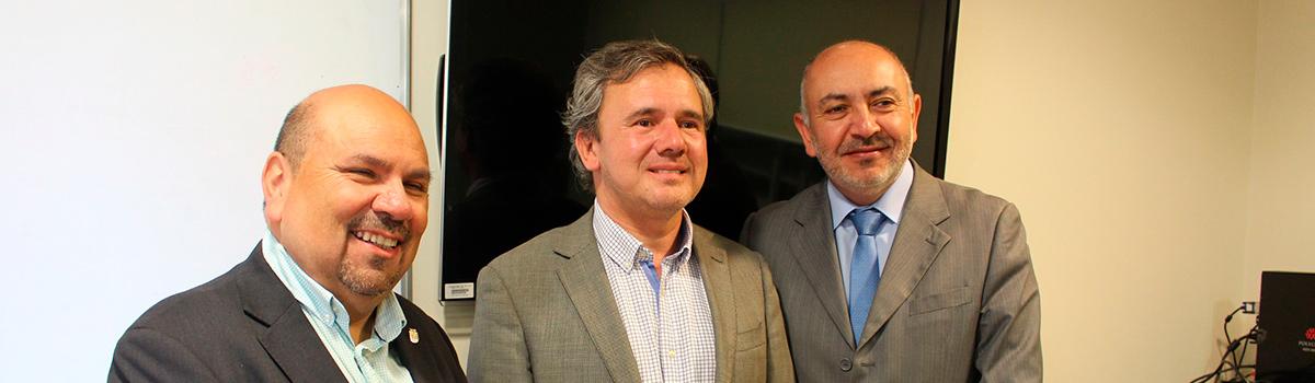 Face reconoció a exalumno y actual diputado electo Gustavo Sanhueza