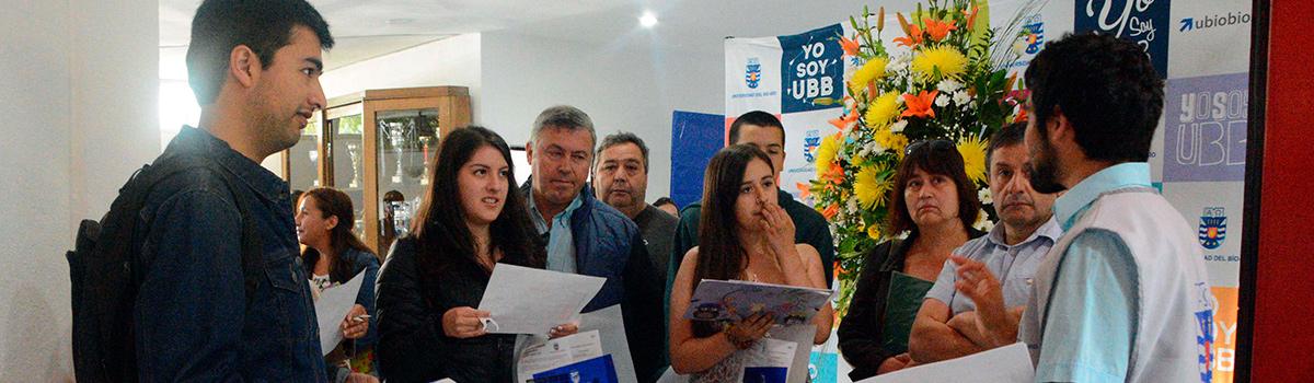 Exitosa jornada de matrículas en Concepción y Chillán