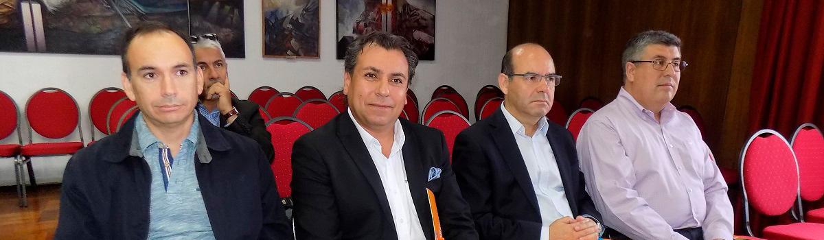 UBB acogió Mesa Técnica Ampliada de la Región de Ñuble que avizora oportunidades en la industria logística