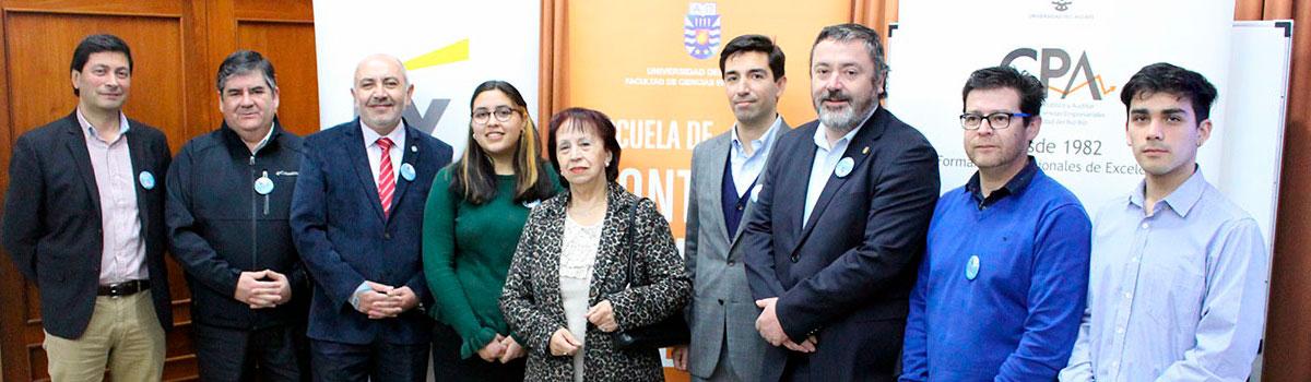 Centro de Estudiantes de Contador Público y Auditor celebró su día