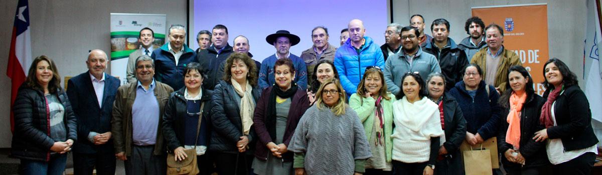 Centro de Agronegocios UBB culminó con éxito proyecto sobre manejo sostenible del Bosque Nativo