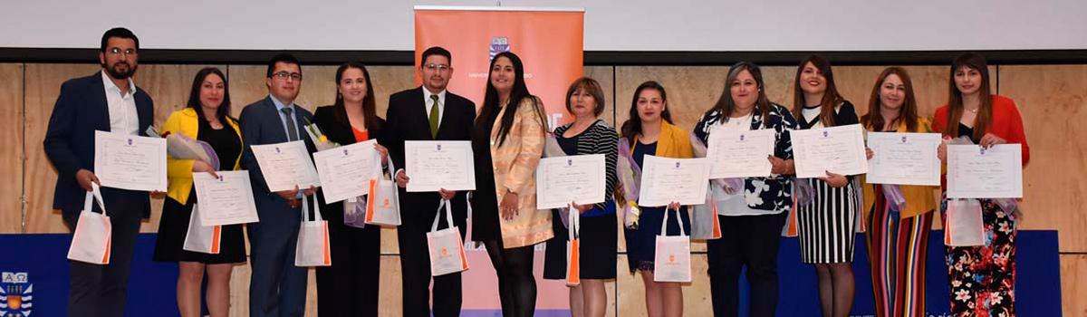 Programas Especiales de Continuidad de Estudios entregó 71 diplomas de título