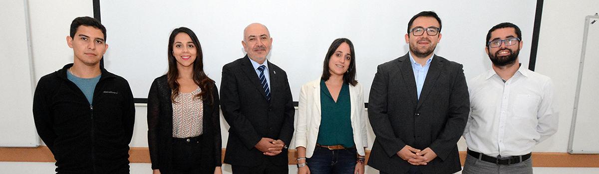Comité de Integración para la Innovación Pública y Privada se reúne en Facultad de Ciencias Empresariales