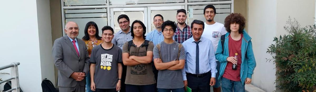 FACE apoyará a jóvenes destacados del Liceo Polivalente San Nicolás