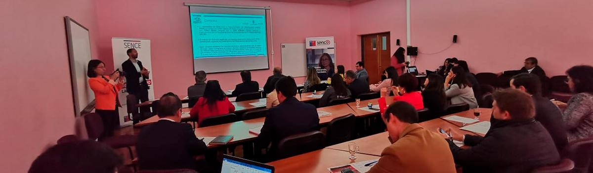 Observatorio Laboral de Ñuble aplicará la primera Encuesta Nacional de Demanda Laboral en la región