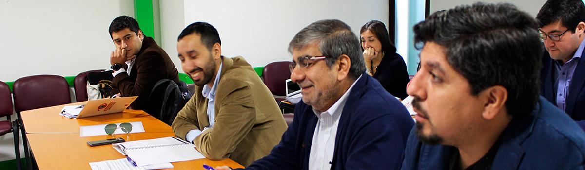 Observatorio Laboral de Ñuble realiza capacitación a profesionales que aplicarán la primera encuesta nacional de demanda laboral en la región