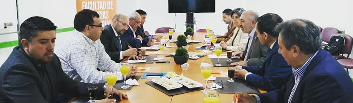 Face UBB lidera la recién creada Mesa público privada para el desarrollo tecnológico de Ñuble